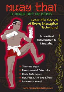 Muay Thai Noble Art of Kings DVD