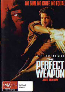 The Perfect Weapon movie DVD
