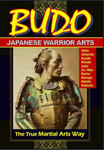 Budo Japan's Warrior Arts DVD Judo Kempo Jukendo Sumo Kyudo Iaido
