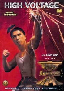 High Voltage DVD Donnie Yen