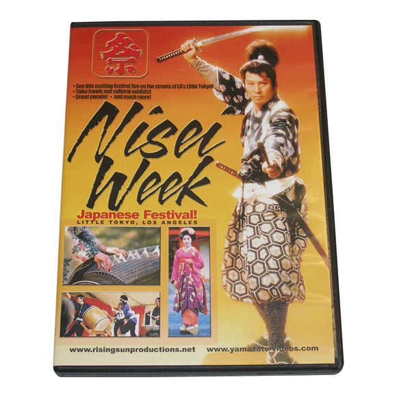 Nisei Week Los Angeles Japanese Festival DVD