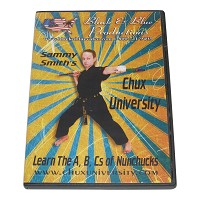 Tournament Karate Sammy Smith Nunchaku University DVD