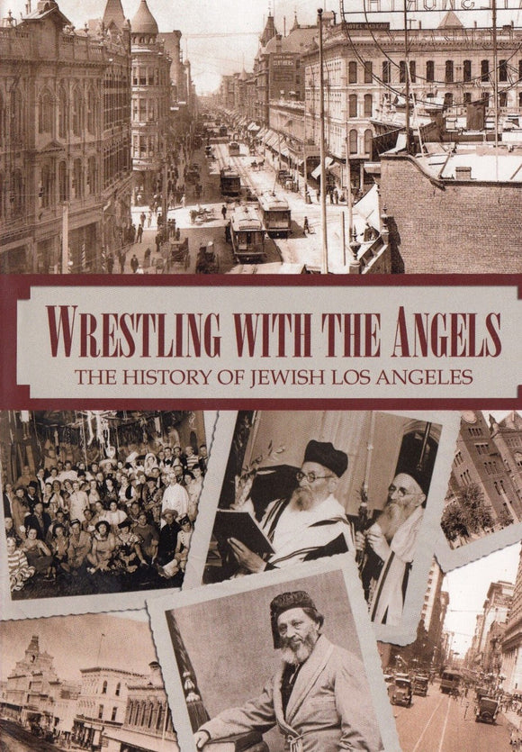Wrestling With Angels DVD History of Jewish Los Angeles from 1850