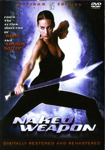 Naked Weapon DVD
