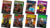 8 DVD Set - Street Combat Urban MMA - Willie 'the Bam' Johnson