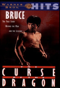 Curse of Dragon - Mysterious Life of Bruce Lee DVD Warner Bros Chuck Norris