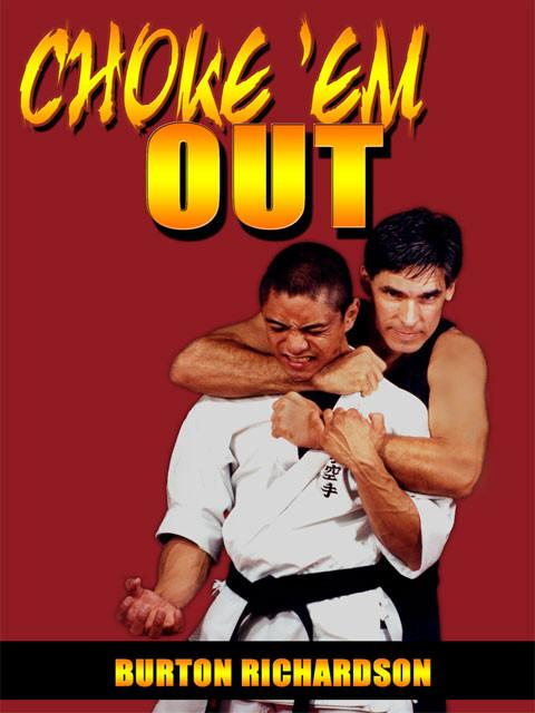 2 DVD SET Choke Em Out Burton Richardson grappling brazilian jiu jitsu nhb