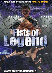 Fists Of Legend 2013 - Korean martial arts action movie DVD 4.5 Star!