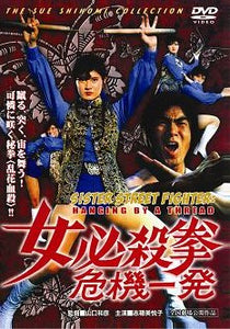 Sister Street Fighter 2 Hanging by a Thread - Japanese Martial Arts DVD subtitle