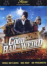 Good Bad Weird - Korean Big Budget 1930s Outlaws Action Adventure movie DVD