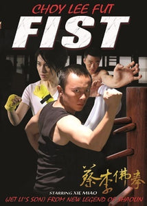 Choy Lee Fut FIST - Hong Kong Kung Fu Action movie DVD subtitled
