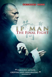 Ip Man Final Fight - Hong Kong Kung Fu Martial Arts Action DVD Anthony Wong
