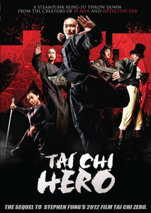 Tai Chi 2 Hero Rises 2012 - Hong Kong Kung Fu Action Yang Luchan movie DVD