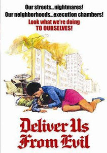 Deliver Us From Evil - Marie O Henry Blaxploitation Action Drama movie DVD