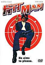 Hit Man - Bernie Casey Pam Grier Blaxploitation Revenge Action movie DVD