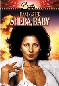 Sheba Baby - Pam Grier Sexy Detective Blaxploitation  Action movie DVD