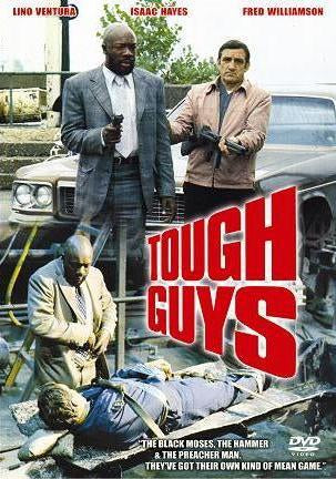 Three Tough Guys - Isaac Hayes Murder Mystery Blaxploitation Action movie DVD
