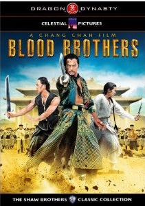 Blood Brothers 2011 - Shaw Bros Hong Kong Kung Fu Martial Arts Action DVD dubbed