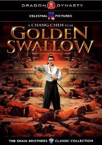 Golden Swallow Swordsman - Hong Kong Kung Fu Martial Arts Action DVD dubbed