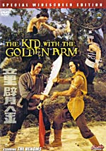 Original Kid with the Golden Arm - Hong Kong Kung Fu Martial Arts Action DVD