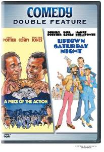 Double Feature A Piece of Action / Uptown Saturday Night - Blaxploitation DVD