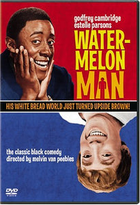 Watermelon Man - Godfrey Cambridge, Howard Caine Classic Black Comedy movie DVD