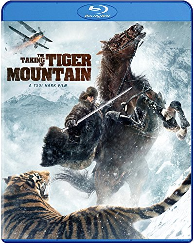 Taking of Tiger Mountain BLU RAY DVD - Tsui Hark Martial Arts Action subtitled