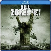 Kill Zombie! BLU RAY - Dutch Sci Fi Action Adventure  Yahya Gaier