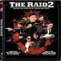 The Raid 2 DVD Indonesian martial arts police mob action movie  Iko Uwais