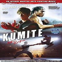 Kumite - Star Runner DVD Martial Arts Kung Fu Vanness Wu, Andy On, Gordon Liu