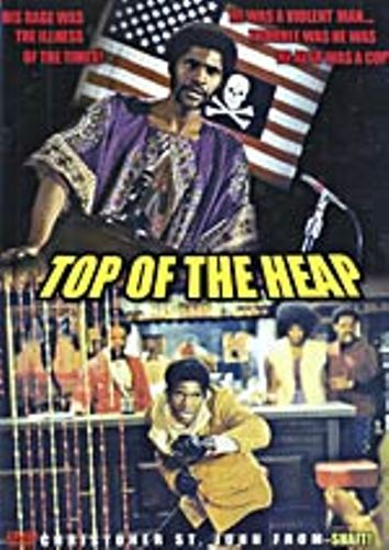 Top of the Heap DVD Christopher St. John blaxploitation