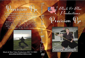 Precision Bo Staff with Garry Waugh DVD karate martial arts kata tournament