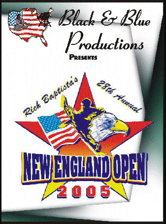 2005 New England Open Karate Martial Arts Tournament Championships DVD naska 5a