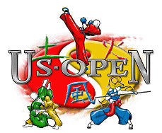 1994 U.S. Open Karate Martial Arts Tournament DVD sparring forms weapons demos