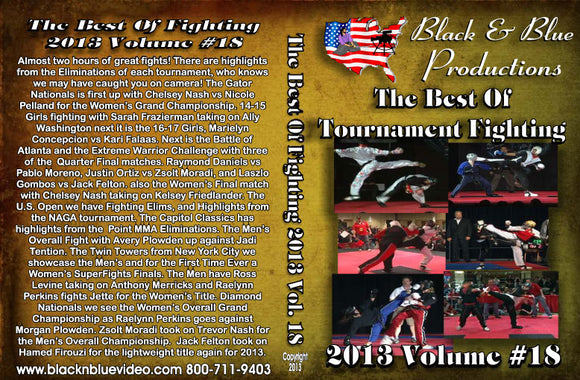 2013 Best Tournament Karate Fighting Sparring Kumite Competition #18 DVD