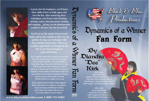 Tournament Karate Winning Fan Form DVD Diandra Kirk