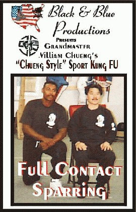 William Cheung Style Full Contact Kung Fu Fighting DVD kickboxing ISKA Arnett