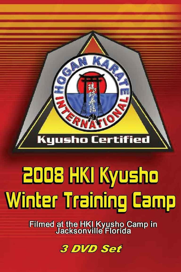 3 DVD Set Kyusho Jitsu Pressure Points Martial Arts Training Seminar - 7 masters