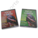 Victor deThouars Indonesian Martial Arts Pentjak Silat Serak 2 DVD Set  penjak grappling