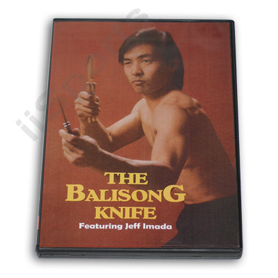 Jeff Imada Balisong Butterfly Knife Training tricks DVD jeet kune do escrima