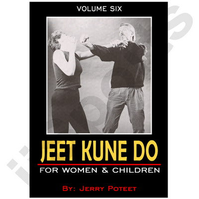 Bruce Lee Jeet Kune Do #6 Women Girls Youth Children DVD jun fan training