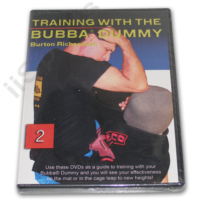 Burton Richardson MMA Jiu Jitsu Bubba Dummy Training #2 DVD