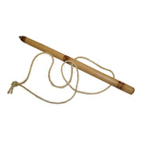 Hawaiian Lua Practice Rattan Pahoa with Rope