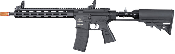 Airsoft Tippmann Omega PV M4 Carbine Rifle + 13ci Tank Black