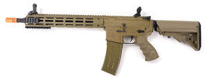 "Airsoft Tippmann Recon AEG M4 Carbine 14.5"" Barrel Tan"