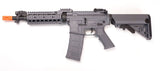 Airsoft Tippmann M4 Basic Training AEG Rifle Set BLACK