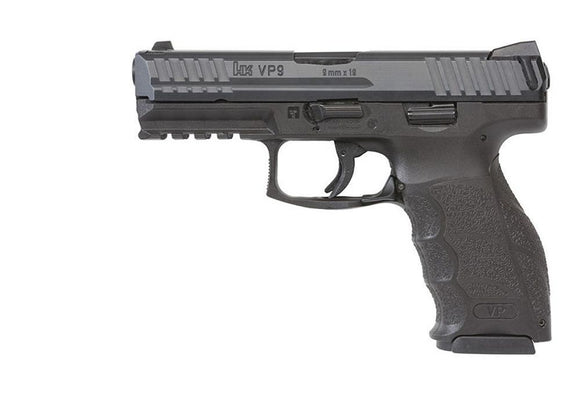 T4E Airsoft H&K Tactical VP9 GBB Pistol  Black