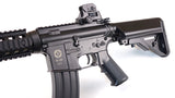 Tactical Force Airsoft M4 CQB AEG Assault Rifle Set Black