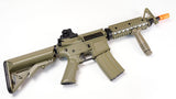 Tactical Force Airsoft M4 CQB AEG Assault Rifle Set Tan