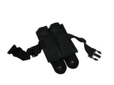 2-pocket 100/140 round Pod Tube Paintball Ball Hauler Pouch Pack Belt Pods Set